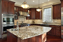 Denver Colorado Granite kitchen - Denver Metro Stone City LLC